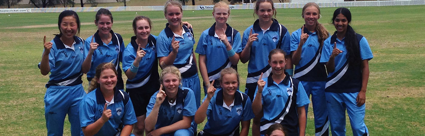 NSW Metro - the 2014/15 U/15 National Champions
